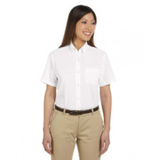 Ladies Van Heusen Short Sleeve Oxford