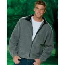 Mens Full-Zip Fleece