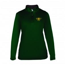 1/4 Zip Warm-Up Jacket