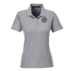 Womens Short Sleeved Polo