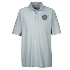 Men's Short Sleeved Polyester Polo