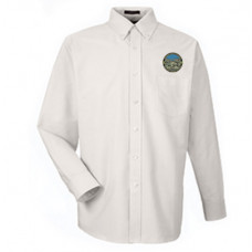Men's Long Sleeved Oxford Shirt