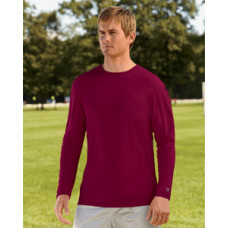 Champion Double Dry® Performance Long-Sleeve T-Shirt